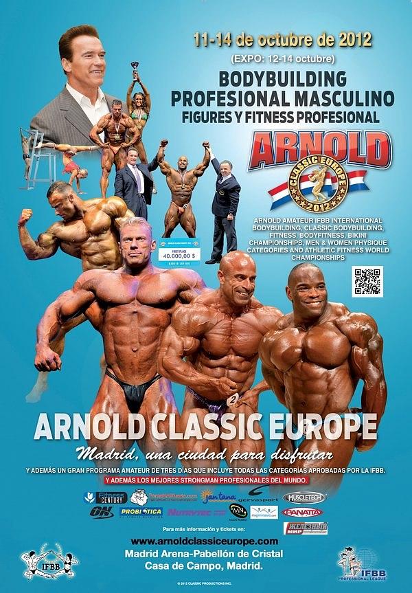 Арнольд классик 2011 (arnold classic) - результаты
