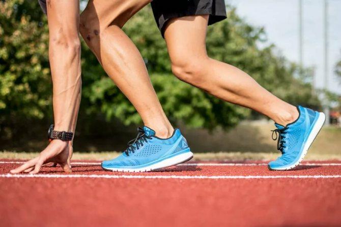 Как выбрать лучшие кроссовки для бега?