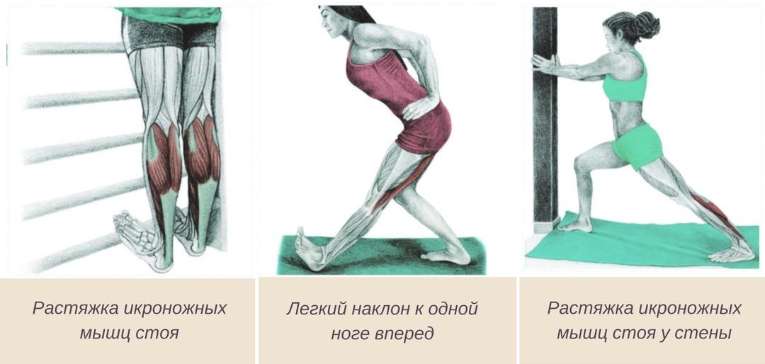 21 упражнение для растяжки ног для начинающих (с фото и видео)