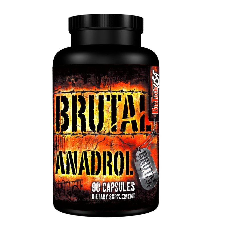 Brutal anadrol (biotech) — sportwiki энциклопедия