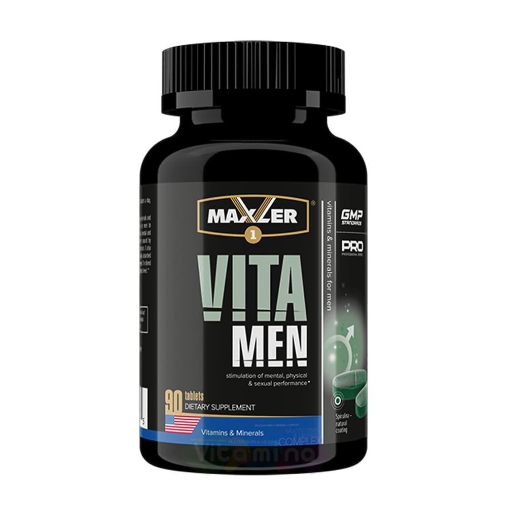 Vitamen 90 табл (maxler) купить в москве по низкой цене – магазин спортивного питания pitprofi