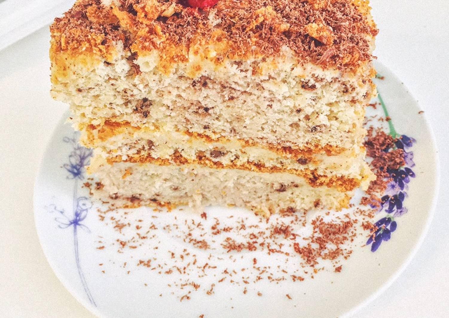 Классические пп торты без сахара и муки - простые рецепты пошагово с фото