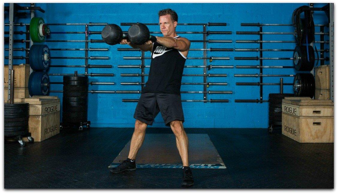 Упражнения для круговой тренировки на все группы мышц: варианты программы с гирей для мужчин, комплексы для начинающих и опытных спортсменов