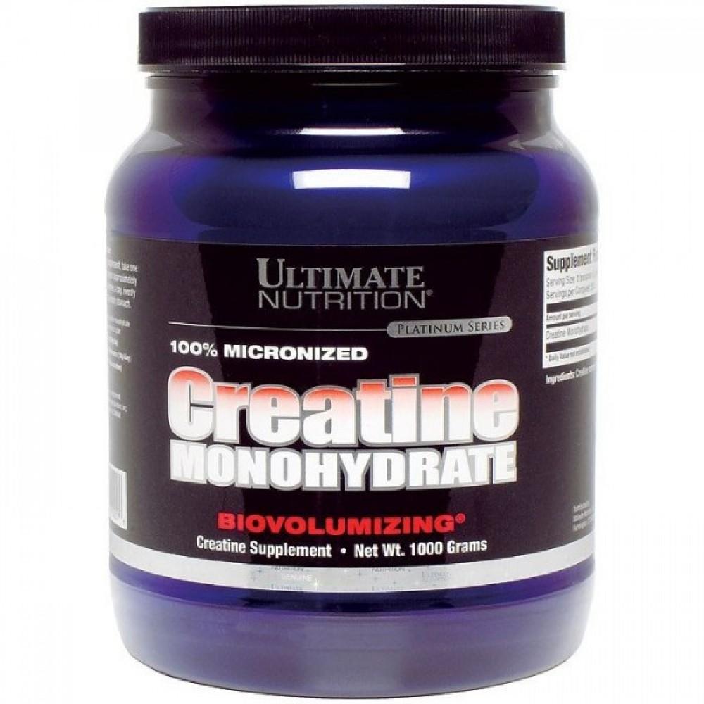 Creatine monohydrate от ultimate nutrition