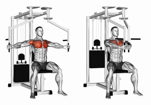 Как надо отжиматься чтобы накачать грудные мышцы