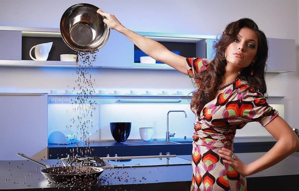 Блюда, которые должна уметь готовить каждая девушка
