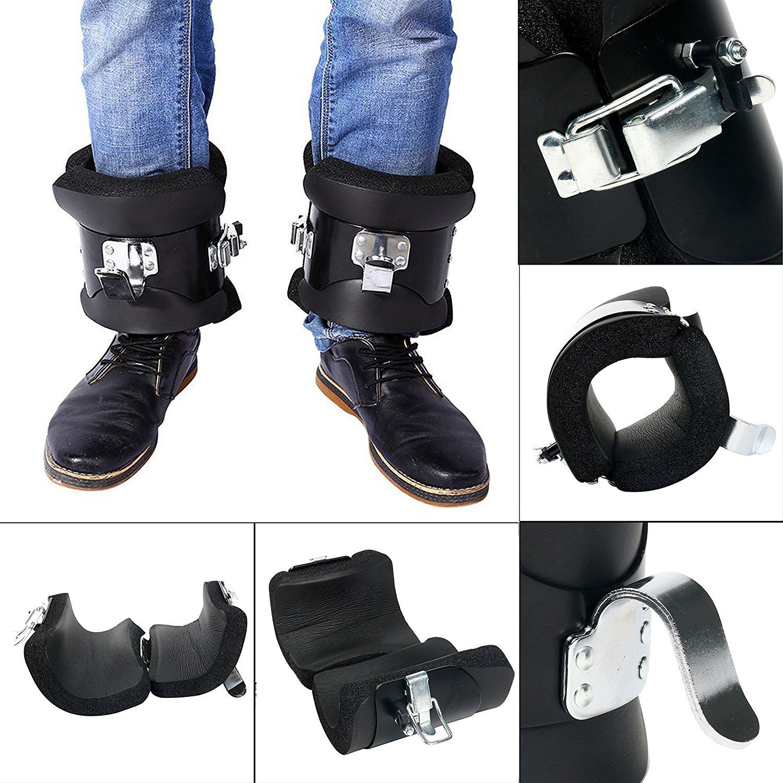 Ботинки инверсионные польза и вред