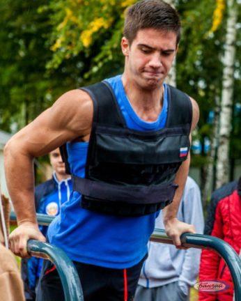 Жилет с утяжелителями для спортсменов и любителей: увеличиваем силу и выносливость!