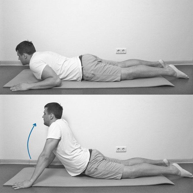 Эффективные упражнения для растяжки поясницы