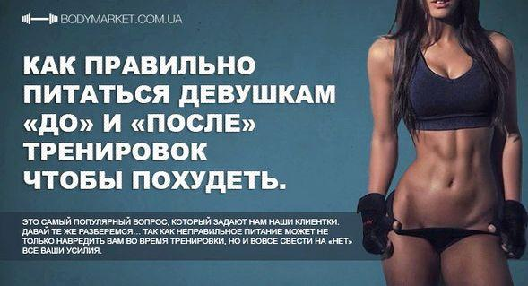 Правила питания при занятиях фитнесом – здоровье – домашний