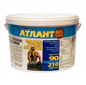 Протеин атлант 80: состав, отзывы и описание