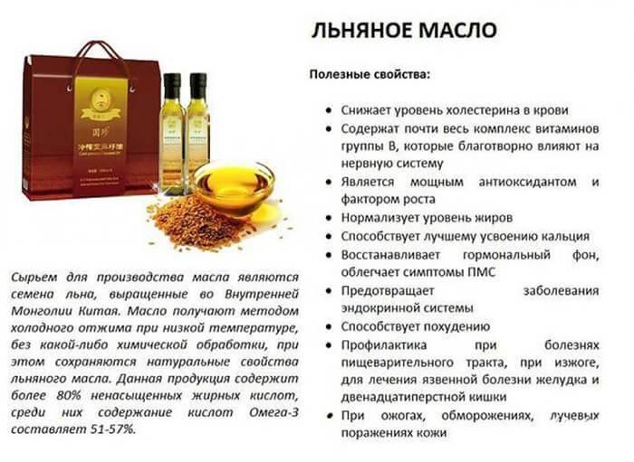 Польза и вред льняного масла для женщин - польза для похудения, противопоказания |