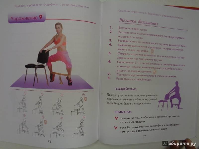 Бодифлекс комплекс упражнений для похудения | women planet
