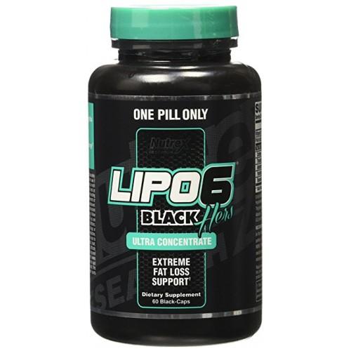 Lipo-6 black ultra concentrate — купить в москве в магазине