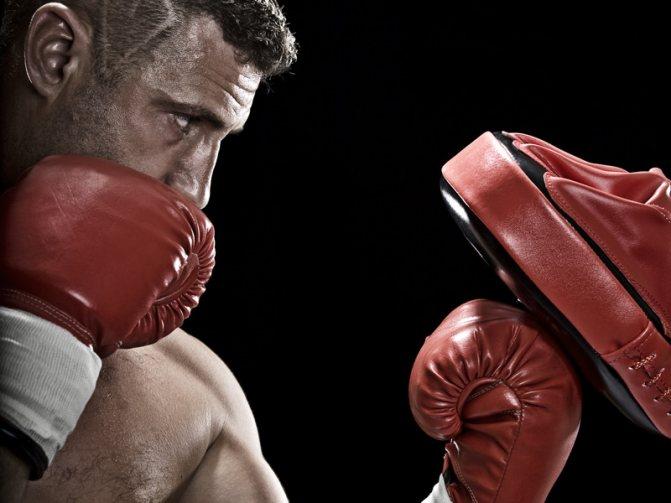 Как правильно питаться при тренировках по боксу