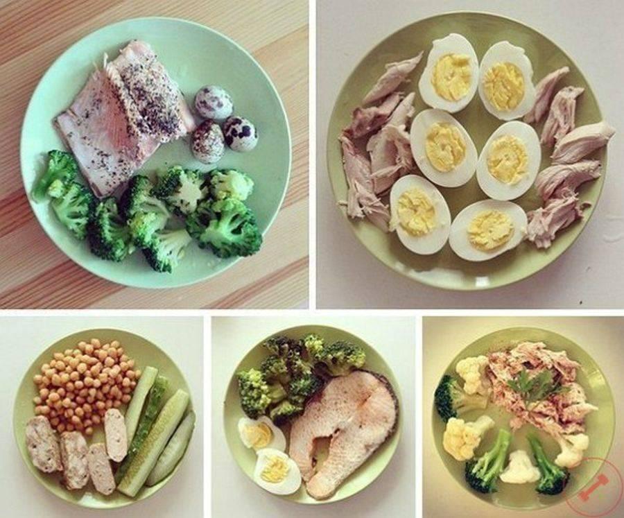 Правильное питание на сушке для девушек: список продуктов и подробное меню на 2 недели