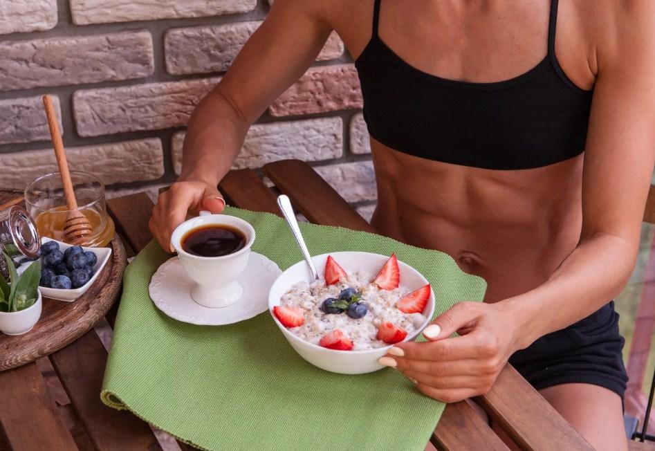 Как сбросить лишний вес в домашних условиях, режим питания и диеты