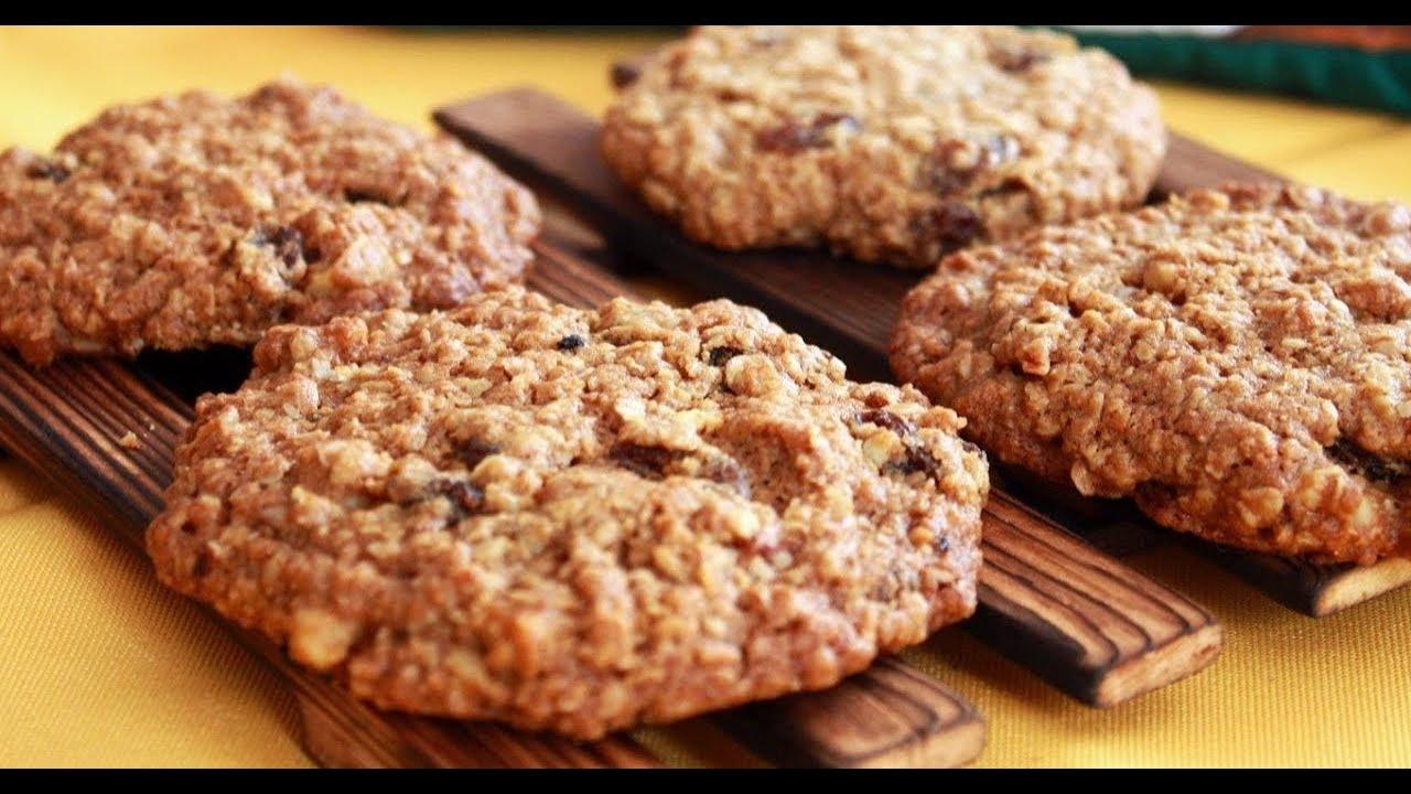 Пп печенье из овсяной муки. овсяное печенье в домашних условиях | здоровое питание
