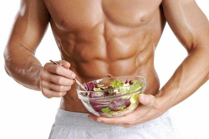 Особенности правильного питания при тренировках на рельеф. примеры диет. полезные советы   proka4aem.ru