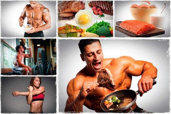 Сколько белка необходимо для наращивания мышечной массы?