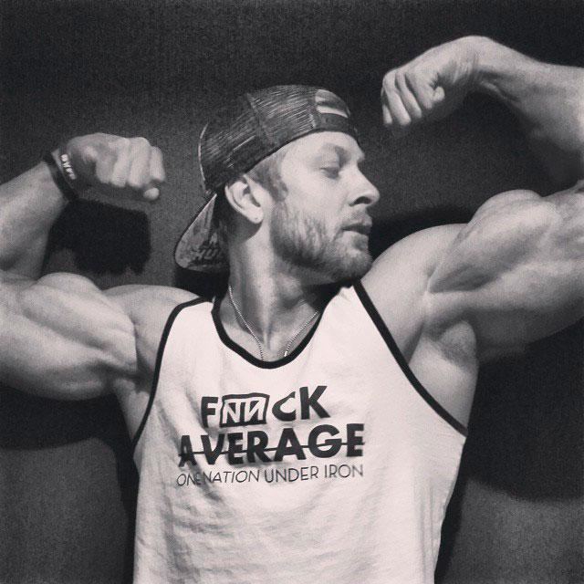 Увеличение интенсивности тренировки как способ ускорить рост мышечной массы