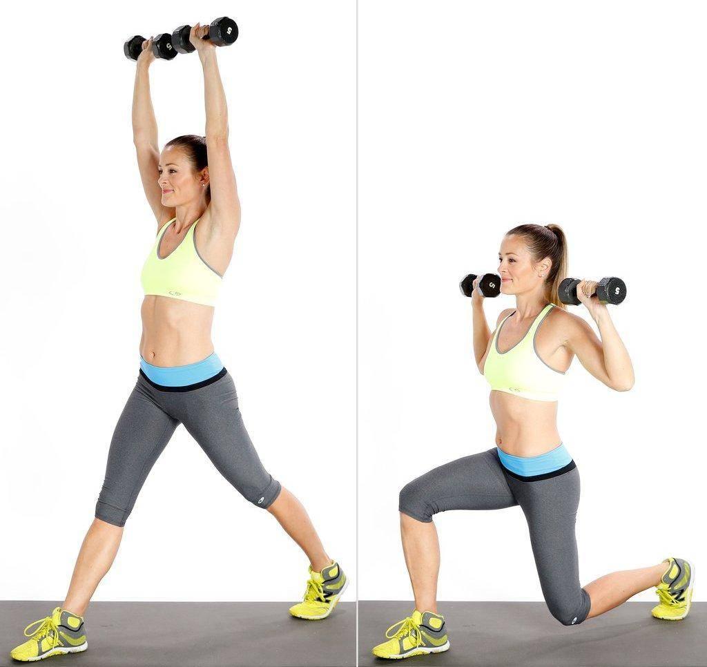Программа тренировок для девушек для набора мышечной массы в деталях