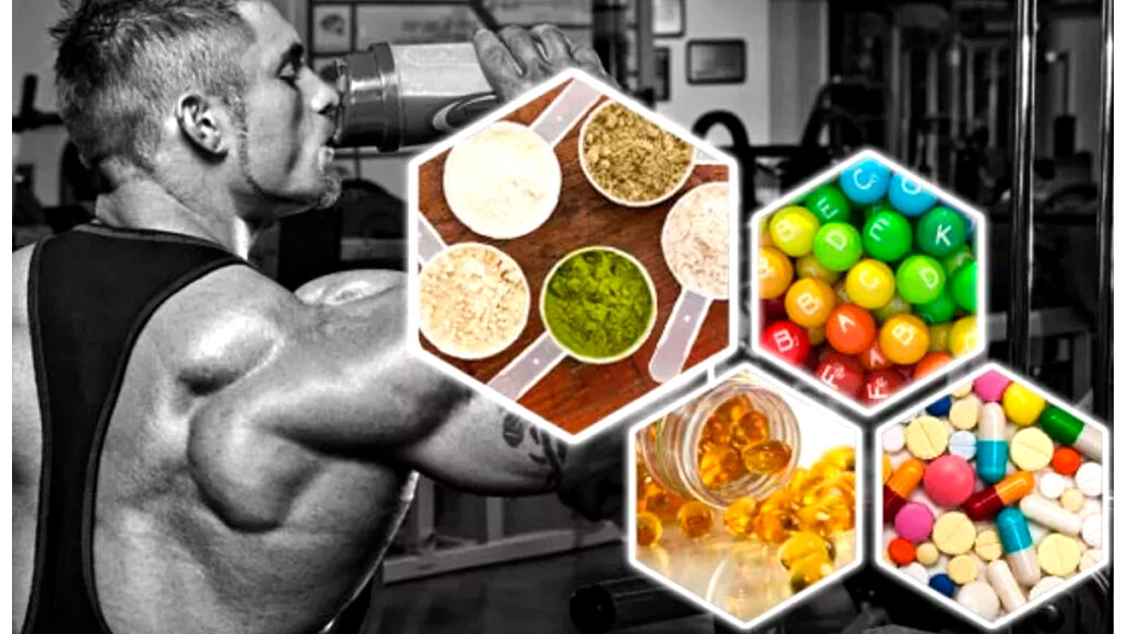 Рельеф мышц питание