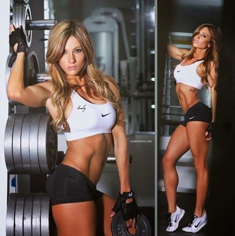 Фитнес-модели. топ самых горячих и успешных фитоняшек в мире.