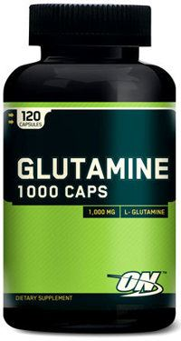 Glutamine powder 150 гр (optimum nutrition)