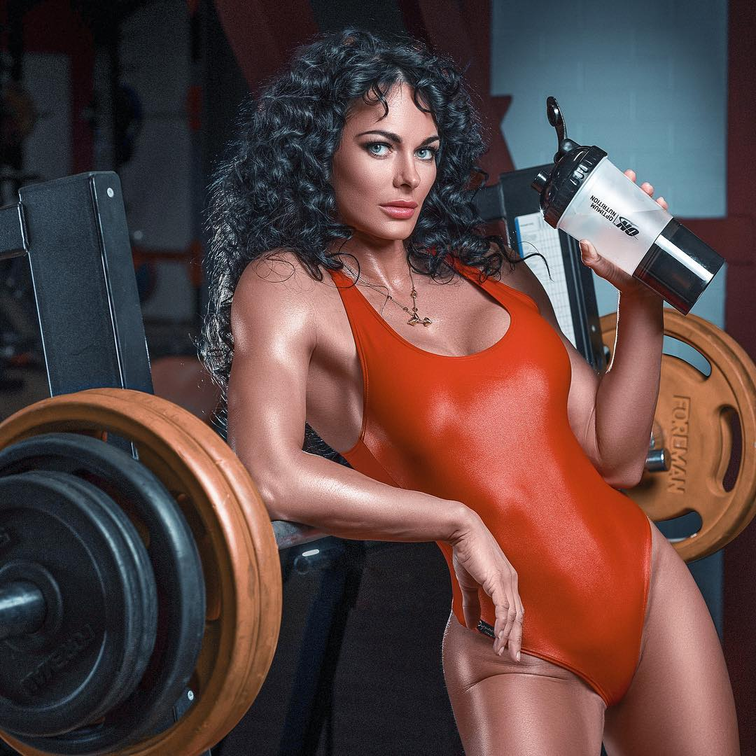 Мария цкирия - биография фитнес модели, личная жизнь, тренировки и питание
