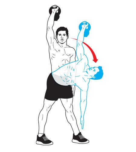 Упражнение «ножницы» для укрепления нижней части тела и похудения