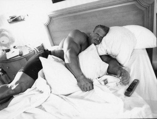 Недосып и лишний вес