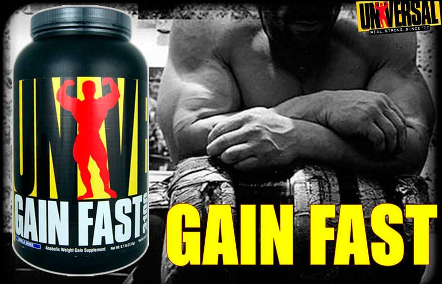 Gain Fast 3100 от Universal Nutrition