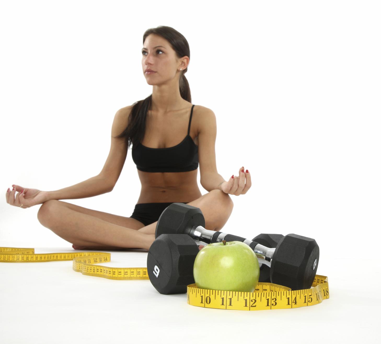 Миф о похудении 2. если заниматься спортом, можно похудеть и без диет