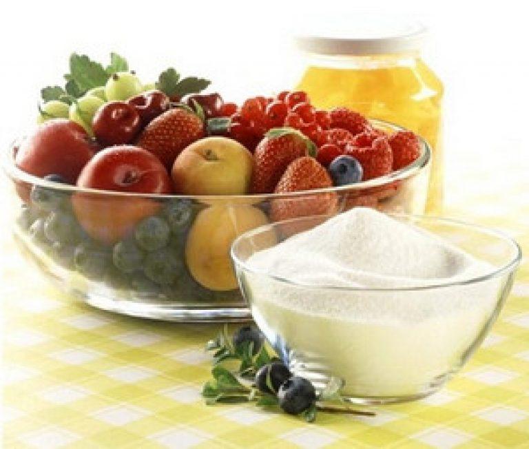 Фруктоза вместо сахара — польза и вред при диабете и для здорового человека