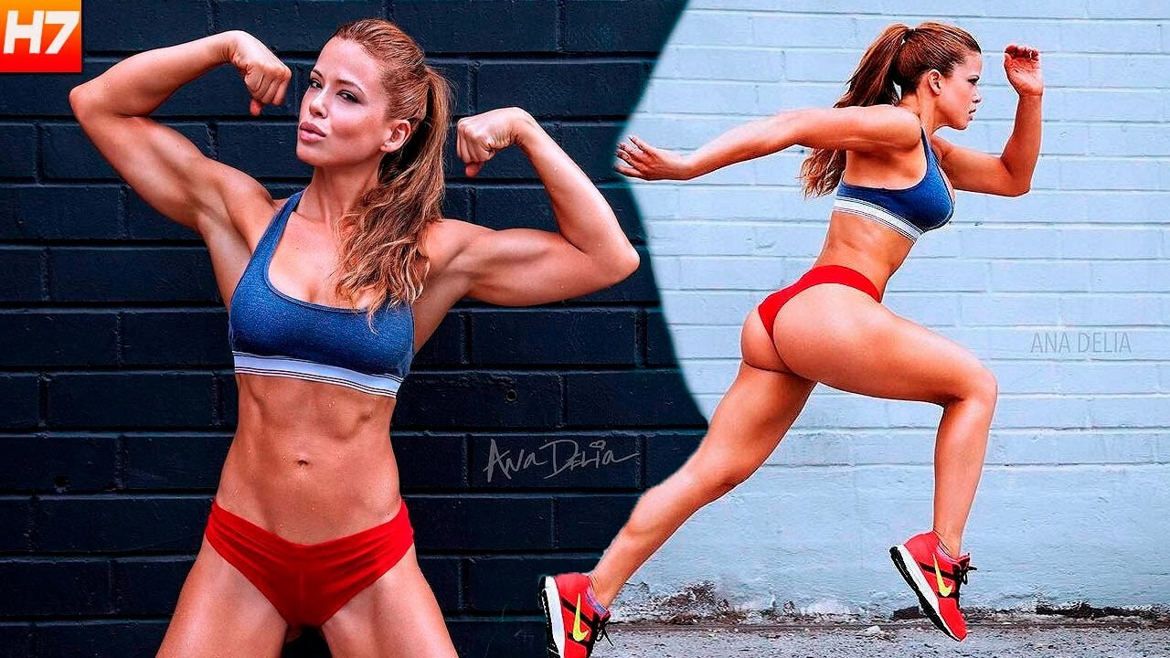 Ana delia - greatest physiques