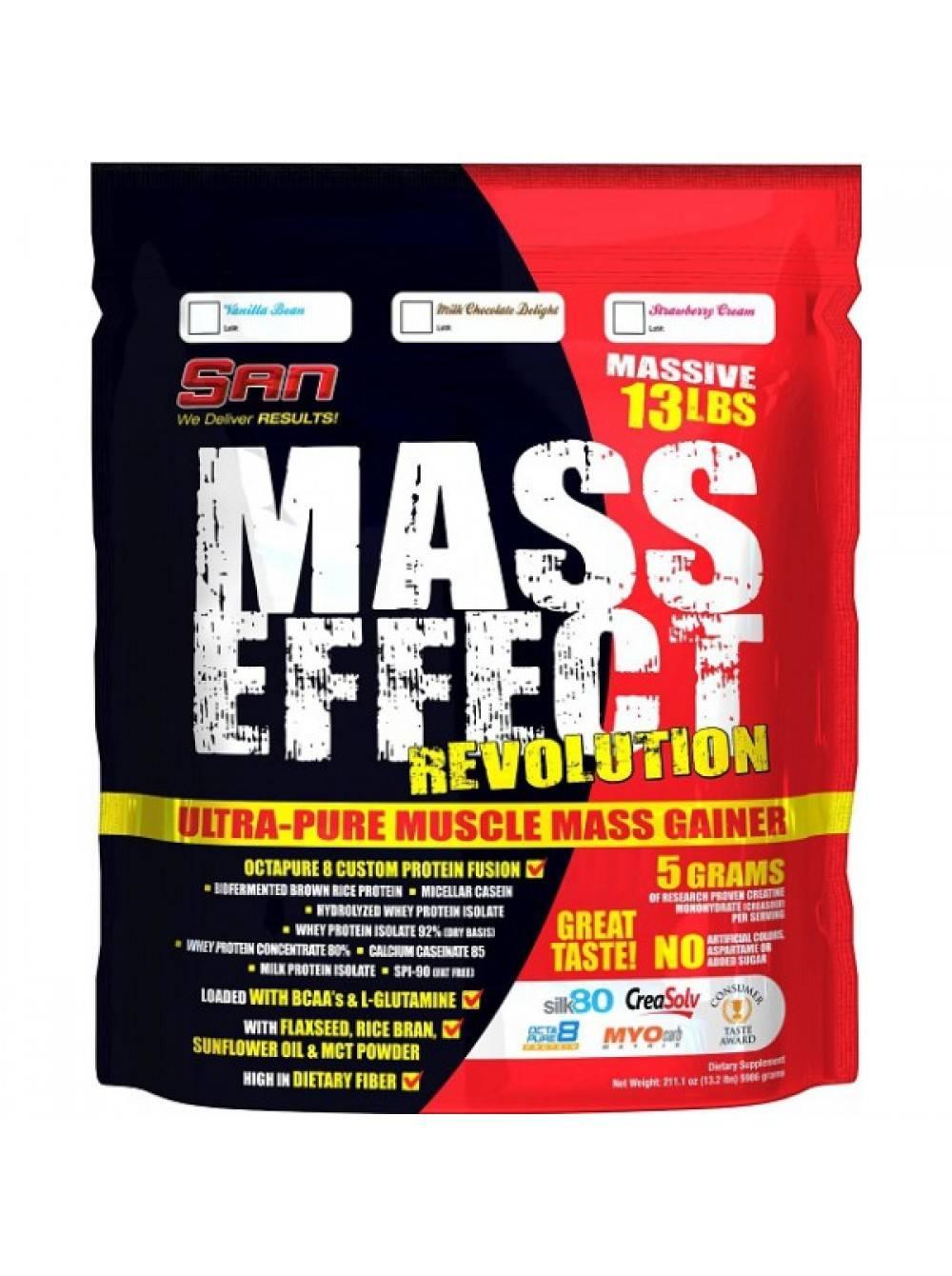 Преимущества, состав и схема приема mass effect revolution от компании san