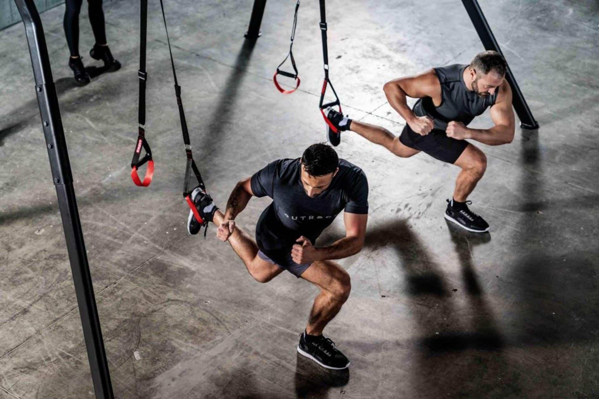 Силовая тренировка для бойцов