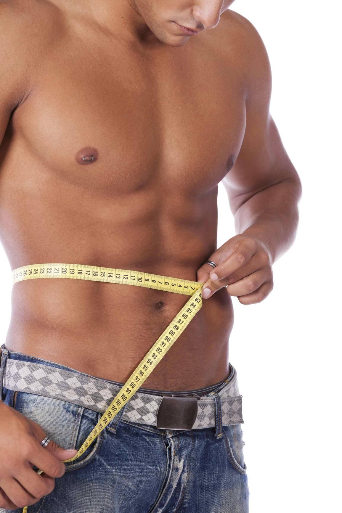 Замеры тела в бодибилдинге: измерение мышц сантиметровой лентой