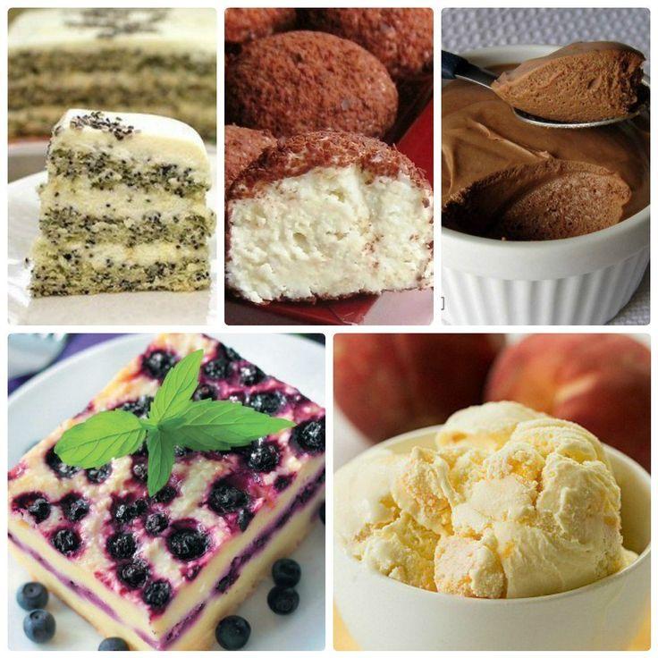 Чем заменить сладкое, мучное при правильном питании и похудении