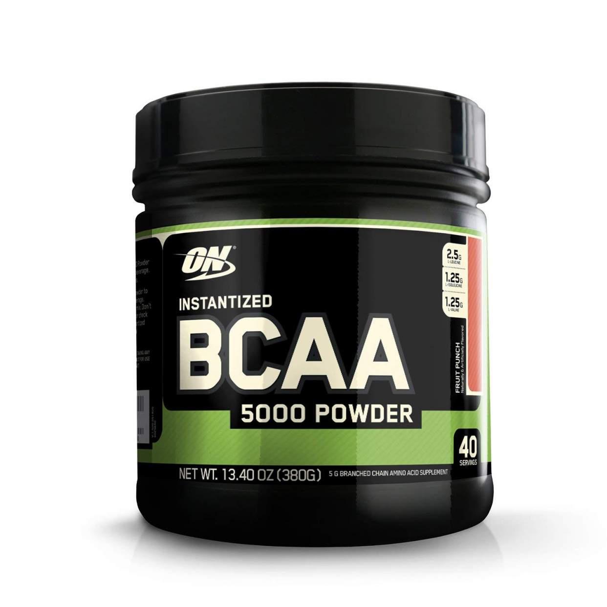 Bcaa optimum nutrition 5000 powder: преимущества и отзывы