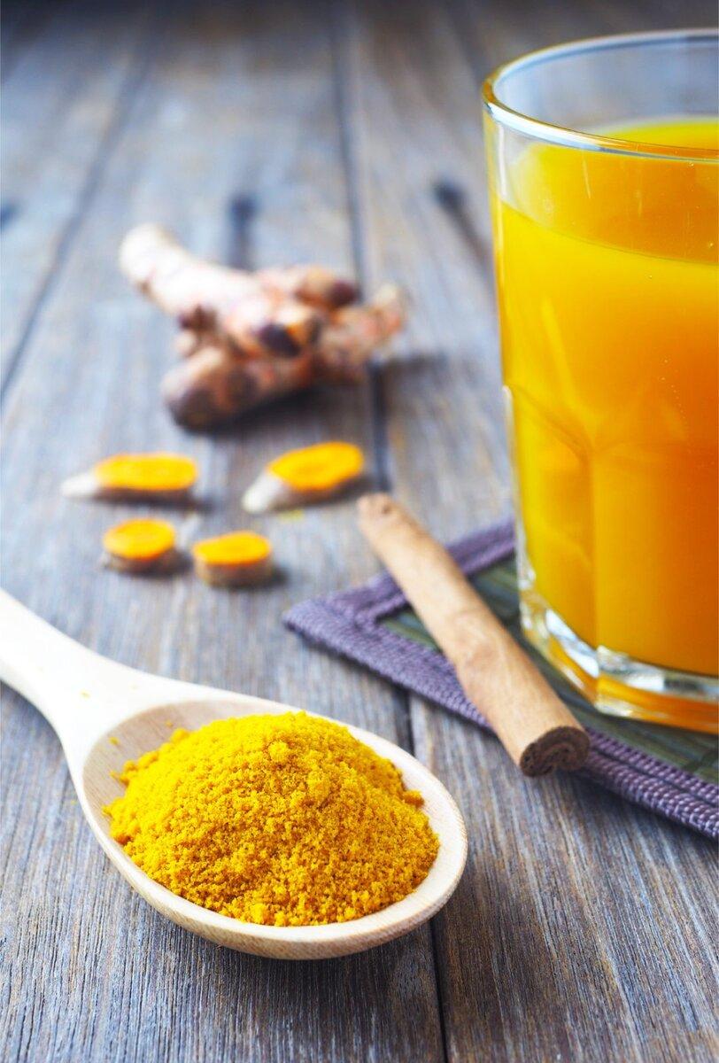 Необычная индийская пряность – рецепты из куркумы для похудения