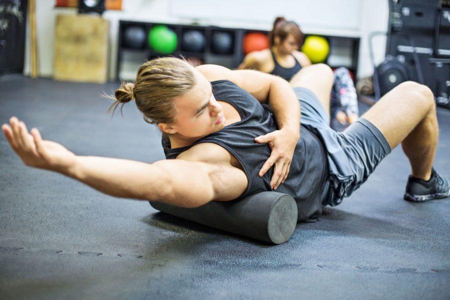 Упражнения в тренажерном зале при остеохондрозе: правила тренировок