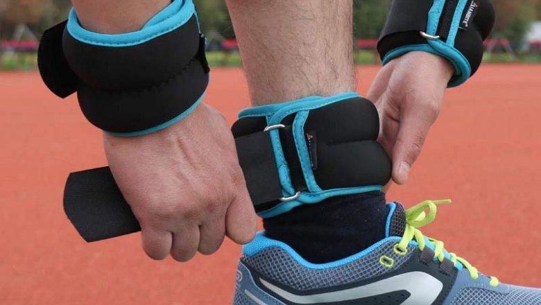 Утяжелители для ног и рук: лучшие упражнения, как выбрать манжеты