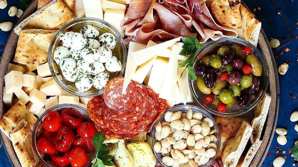 Средиземноморская диета меню на неделю, рецепты, отзывы
