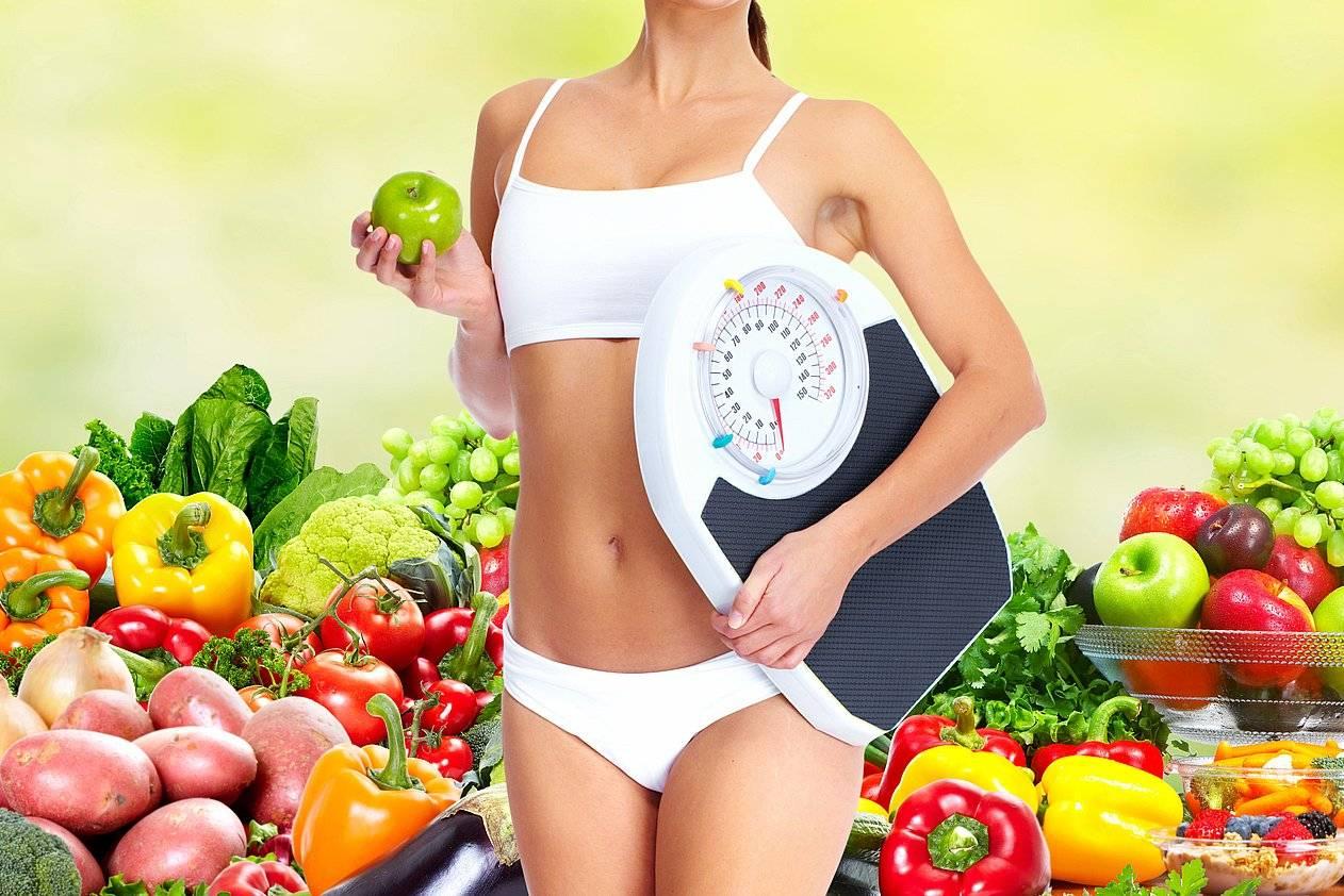 Правильное питание при занятии фитнесом и спортом