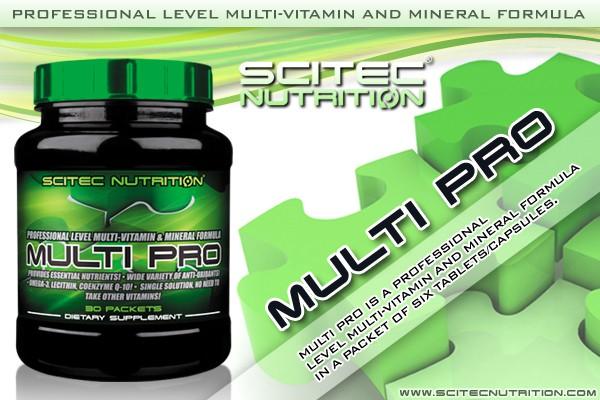 Витамины multi pro plus как принимать