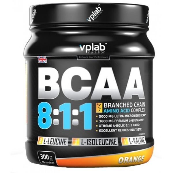 Особенности применения добавки vplab bcaa 2:1:1 в спортивном питании