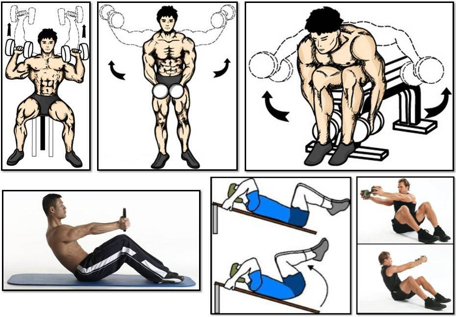 Как накачаться за месяц? как тренироваться на рельеф мышц