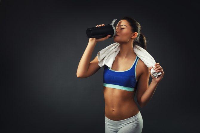 Спортивное питание для похудения для мужчин: особенности диеты, список продуктов